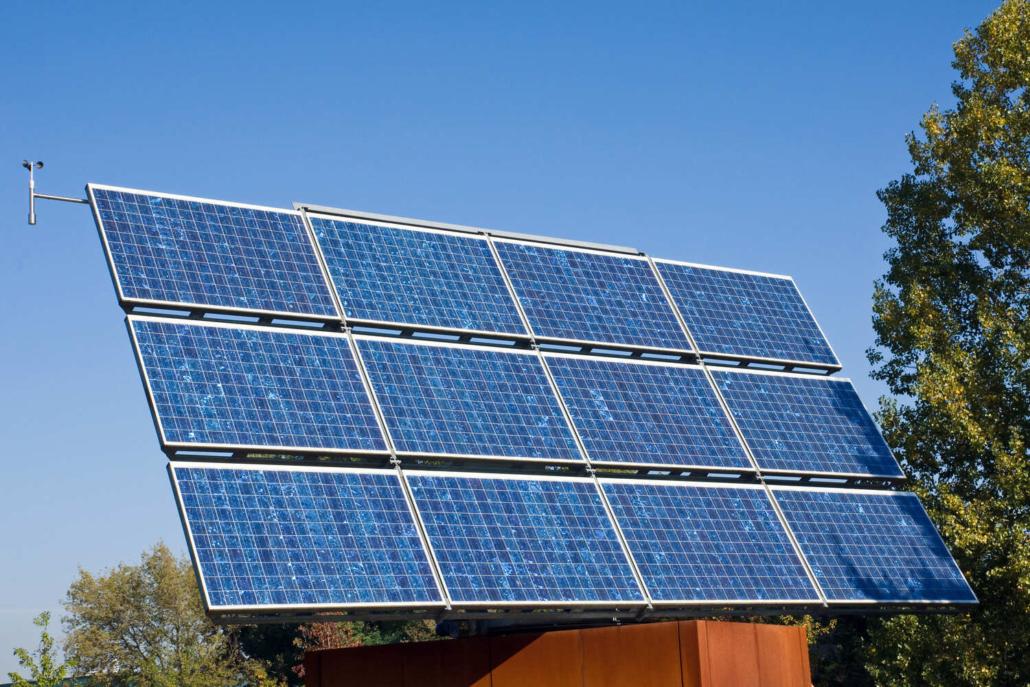 Impianto fotovoltaico azienda