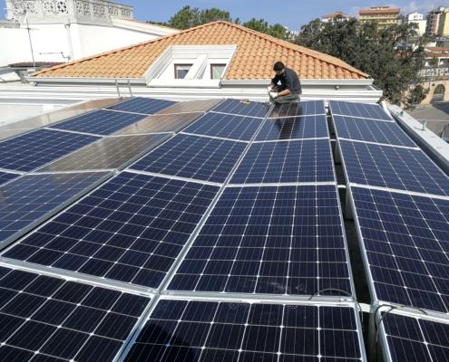 Fotovoltaico: cos'è la manutenzione straordinaria