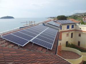 vantaggi installazione fotovoltaico per strutture alberghiere